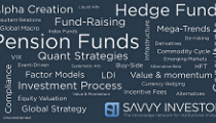 Savvy Investor Awards 2016 Europe Pensions wordle