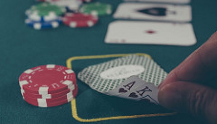 poker - risk mitigation and asset allocation