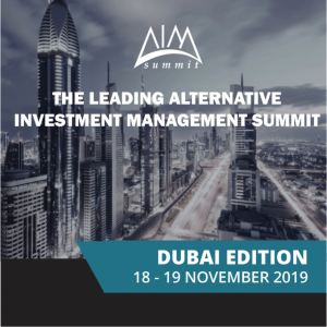 Alternative Investment Management Summit (Dubai) 18-19 Nov 2019
