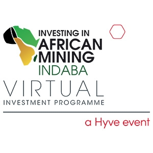 Virtual Event 30-31 Mar 2021: Mining Indaba Virtual Investment Programme