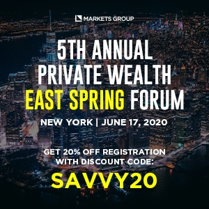 5th Annual Private Wealth East Spring Forum (New York City) 17 Jun 2020