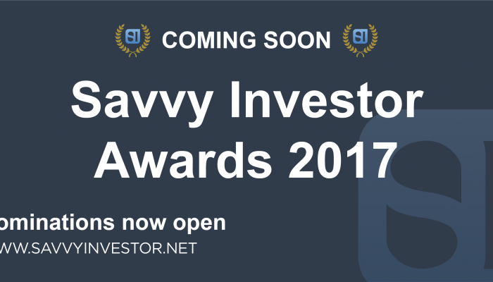 Savvy Investor Awards 2017
