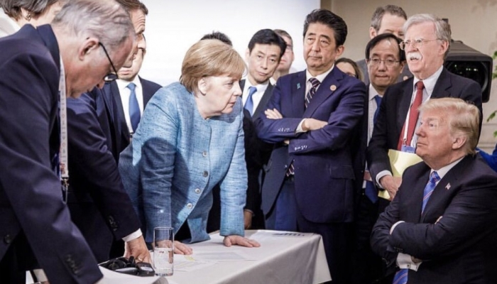 G7 protectionism tariffs top white papers June 2018