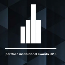 portfolio institutional awards 2015