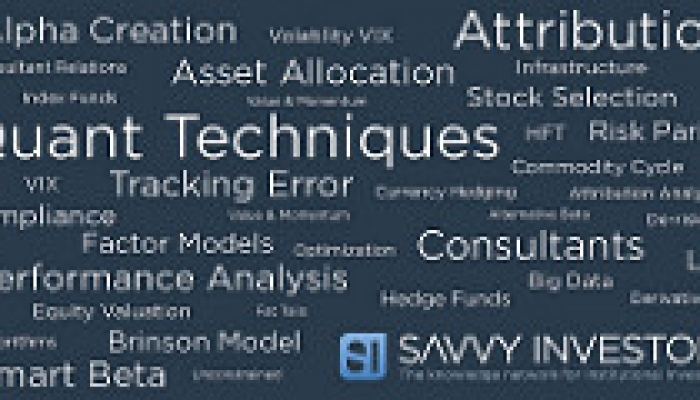 Savvy Investor Awards 2016 Smart Beta wordle