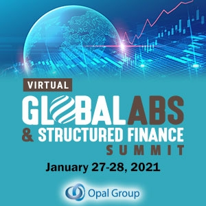 Virtual Event 27-28 Jan 2021: Global ABS and Structured FInance Summit