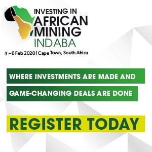 Investing in African Mining Indaba (Cape Town) 3-6 Feb 2020