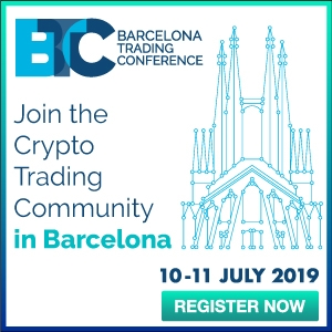 Barcelona Trading Conference, 10-11 Jul 2019