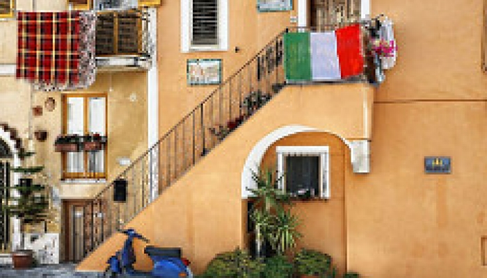 Italian village best European white papers
