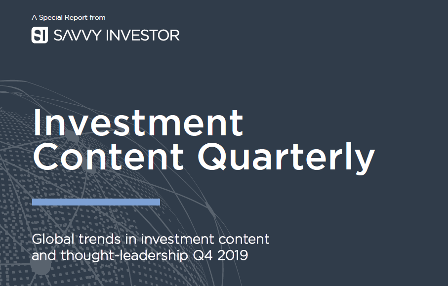 Investment Content Quarterly Q4