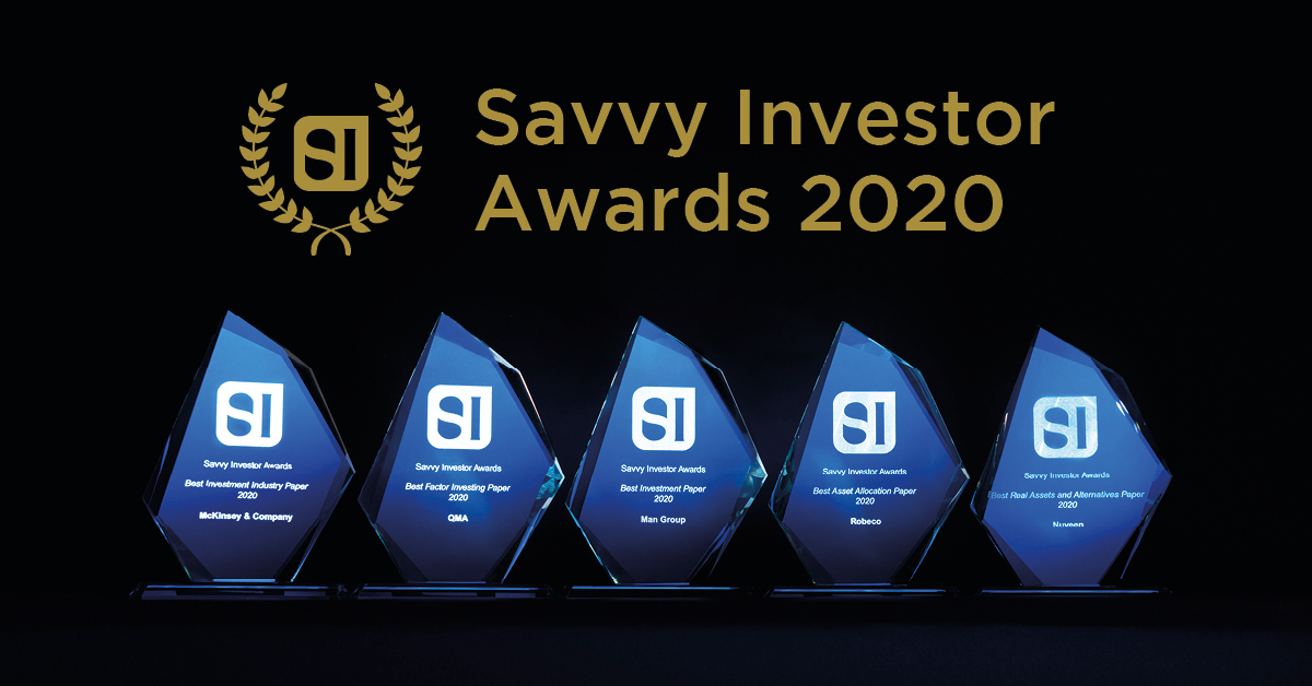Savvy Investor Awards 2020
