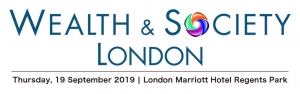 Wealth & Society 2019 (London) 24 Sep