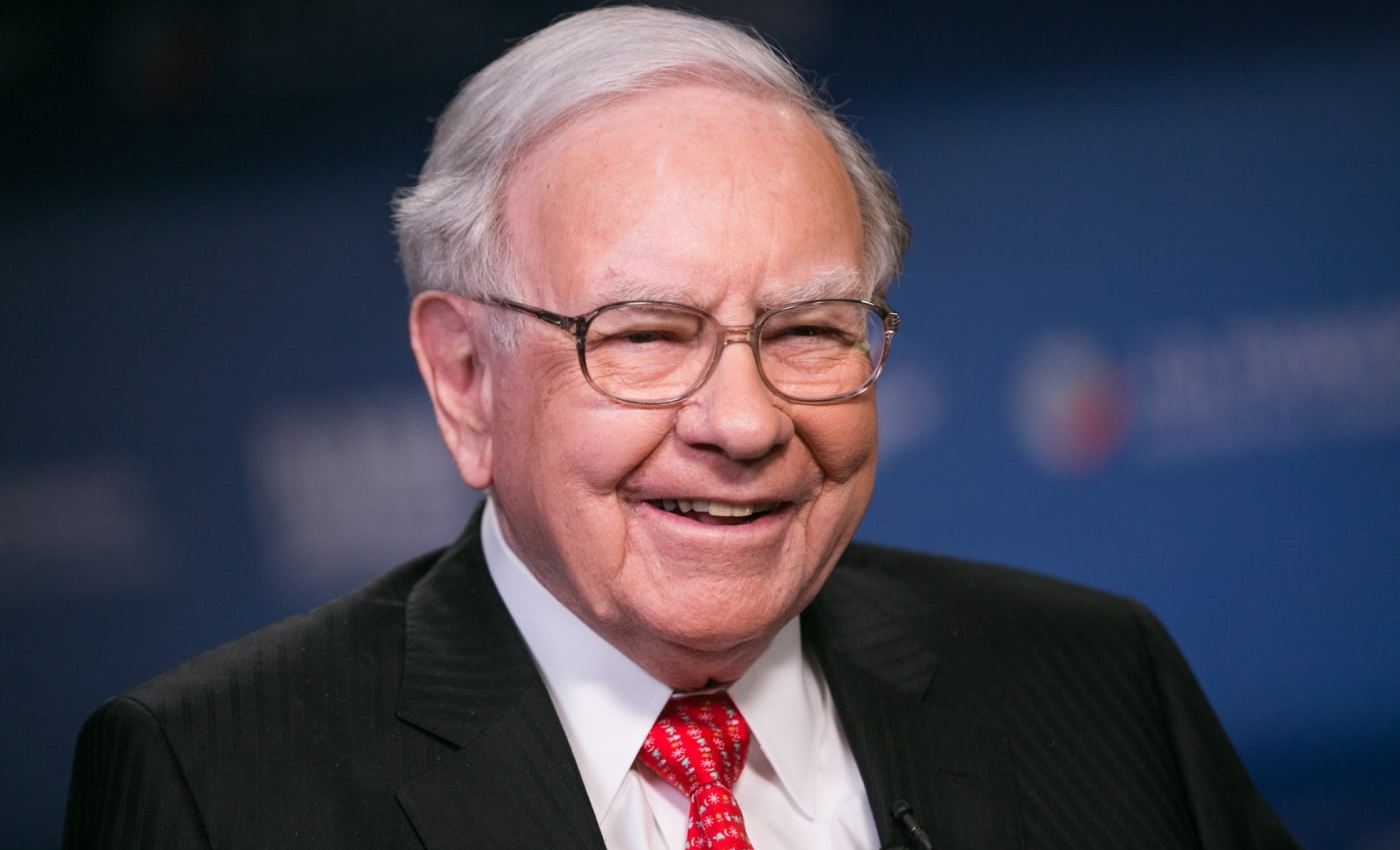 Warren Buffett dividend investing