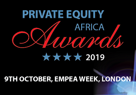 8th Annual Private Equity Africa Awards Gala Dinner (London) 9 Oct 2019