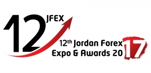 The 12th Jordan Forex Expo & Awards 2017 (Amman) 16-17 May