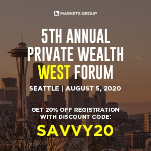 5th Annual Private Wealth West Forum (Seattle, WA) 5 Aug 2020