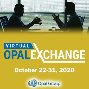 Virtual Event 22-31 Oct 2020: Opal Exchange