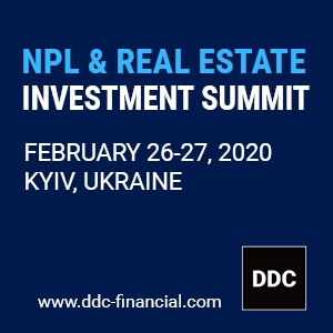NPL & Real Estate Investment Summit 2020 (Kyiv) 26-27 Feb