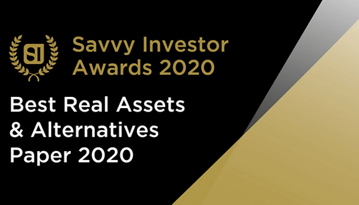 Real Assets and Alternatives Papers 2020
