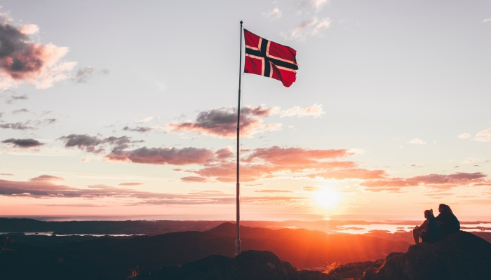 Norway flag Largest sovereign wealth funds