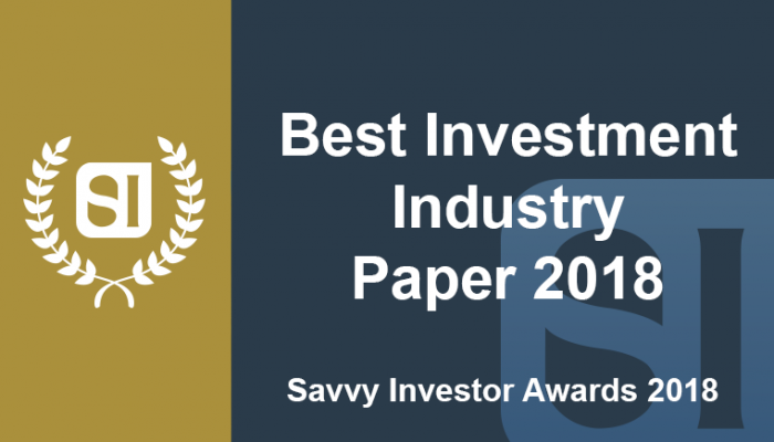 Investment Industry 2018