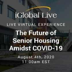 Virtual Event 4 Aug 2020: The Future of Senior Housing Amidst COVID-19