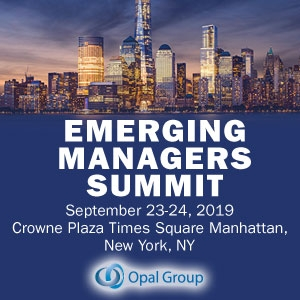 Emerging Managers Summit 2019 (New York City) 23-24 Sep