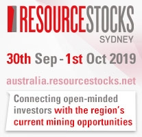 ResourceStocks (Sydney) 30 Sep-1 Oct 2019