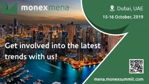 Monex MENA 2019 (Dubai) 15-16 Oct