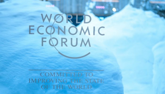world economic forum sign