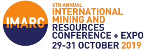 International Mining and Resources Conference (Melbourne) 28-31 Oct 2019