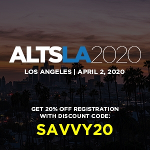 ALTSLA 2020 (Los Angeles, CA) 2 Apr
