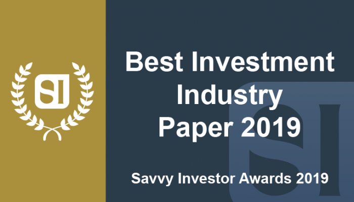 Investment Industry 2019
